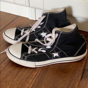 Converse one star, women's sneaker, barely worn